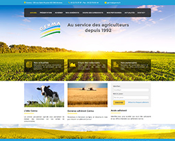 Site web Germa